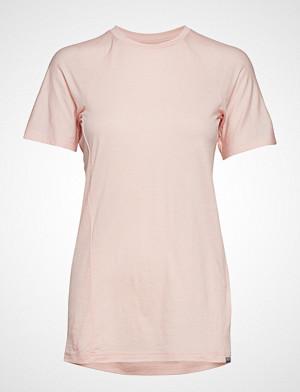 Houdini T-skjorte, W'S Free Tee T-shirts & Tops Short-sleeved Rosa HOUDINI