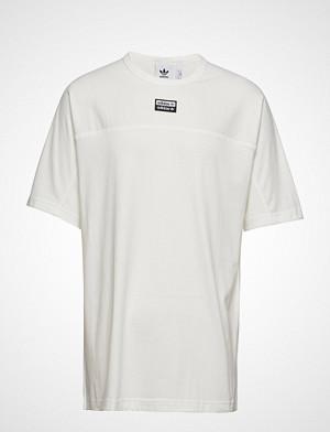 Vocal J Tee T shirts Short sleeved Hvit ADIDAS ORIGINALS