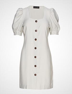 Storm & Marie kjole, Emma-Puff-Dr Knelang Kjole Hvit STORM & MARIE