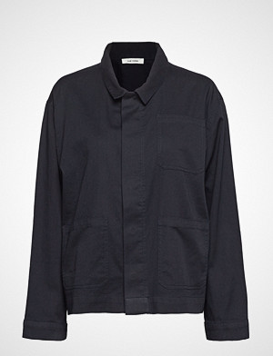 nué notes skjorte, Flo Shirt Langermet Skjorte Blå NUÉ NOTES