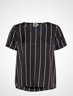 Twist & Tango T-skjorte, Brenda Top T-shirts & Tops Short-sleeved Svart TWIST & TANGO