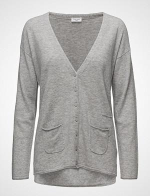 Gerry Weber Edition kardigan, Jacket Knitwear Strikkegenser Cardigan Grå GERRY WEBER EDITION