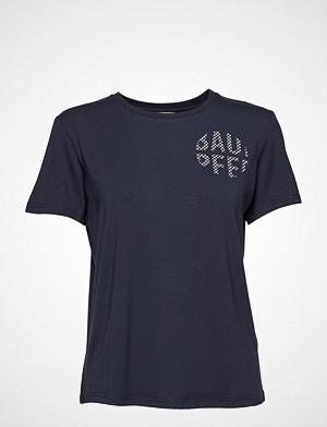 Baum Und Pferdgarten T-skjorte, Enye T-shirts & Tops Short-sleeved Blå BAUM UND PFERDGARTEN
