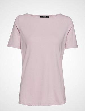Weekend Max Mara T-skjorte, Multie T-shirts & Tops Short-sleeved Rosa WEEKEND MAX MARA