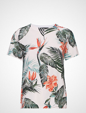 Sportmax Code T-skjorte, Cadine T-shirts & Tops Short-sleeved Hvit SPORTMAX CODE