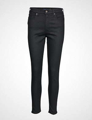 Levi's Made & Crafted jeans, Lmc 721 Lmc Stay Black Skinny Jeans Svart LEVI'S MADE & CRAFTED