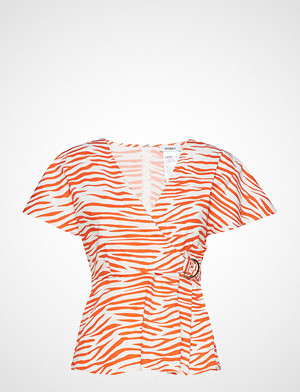 Max & Co. T-skjorte, Diffuso T-shirts & Tops Short-sleeved Oransje MAX&CO.