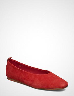 Marc O'Polo Footwear ballerinasko, Anita 2a Ballerinasko Ballerinaer Rød MARC O'POLO FOOTWEAR