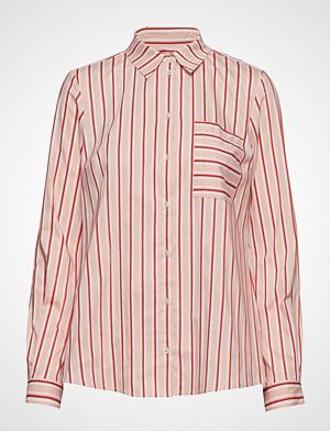 Marc O'Polo skjorte, Blouse Langermet Skjorte Rosa MARC O'POLO