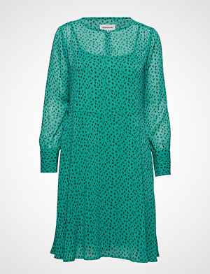 Denim Hunter kjole, Dhagnes Dress Kort Kjole Grønn DENIM HUNTER
