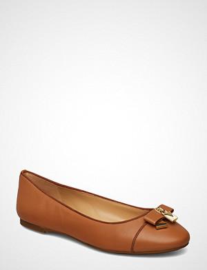 Michael Kors Shoes ballerinasko, Alice Ballet Ballerinasko Ballerinaer Brun MICHAEL KORS SHOES
