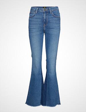 Lee Breese Jeans Mørk blå | Dame | Bukser Jeans på