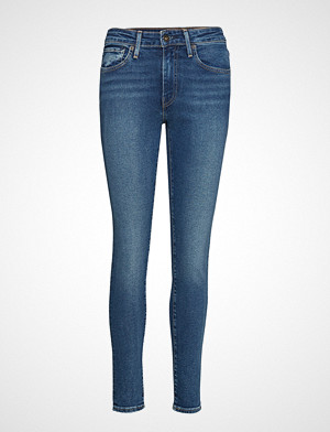 Levi's Made & Crafted jeans, Lmc 721 Lmc West Coast Blue Skinny Jeans Blå LEVI'S MADE & CRAFTED