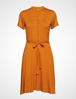 Fransa kjole, Fremdress 1 Dress Knelang Kjole Oransje FRANSA