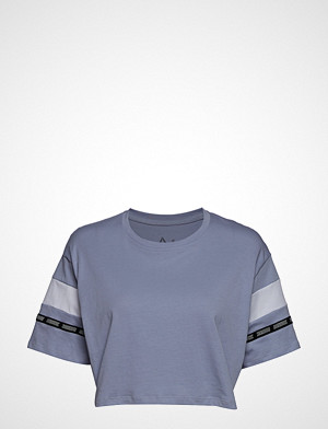 Reebok Performance T-skjorte, Wor Myt Solid Tee T-shirts & Tops Short-sleeved Blå REEBOK PERFORMANCE