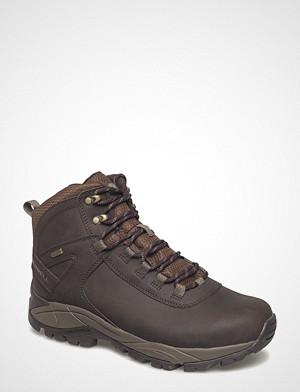 Merrell boots, Vego Mid Lthr Wtpf Snørestøvletter Støvletter Brun MERRELL
