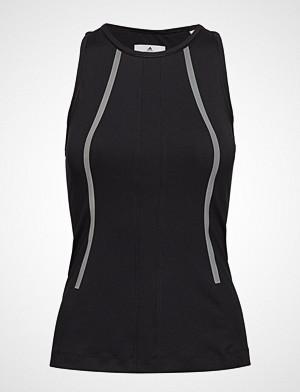 Adidas by Stella McCartney singlet, Run Tank T-shirts & Tops Sleeveless Svart ADIDAS BY STELLA MCCARTNEY