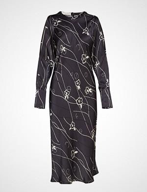 Busnel kjole, Ariana Dress Maxikjole Festkjole Svart BUSNEL
