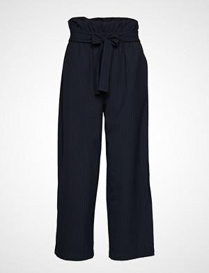 3.1 Phillip Lim bukse, Cropped Paperbag Pant Vide Bukser Blå 3.1 PHILLIP LIM