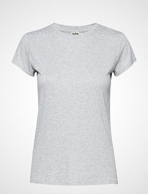 Twist & Tango T-skjorte, Jasmine Top T-shirts & Tops Short-sleeved Grå TWIST & TANGO