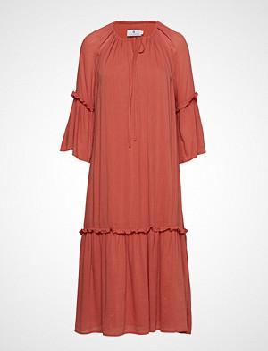 Arnie Says kjole, Izabella Knelang Kjole Oransje ARNIE SAYS