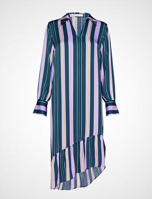 Levete Room kjole, Lr-Dell Knelang Kjole Blå LEVETE ROOM