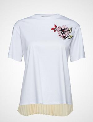 Sportmax Code T-skjorte, Ercole T-shirts & Tops Short-sleeved Hvit SPORTMAX CODE