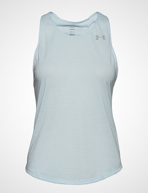 Under Armour singlet, Ua Streaker 2.0 Racer Tank T-shirts & Tops Sleeveless Blå UNDER ARMOUR