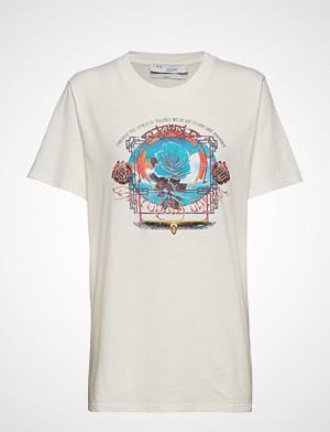 Iro T-skjorte, Myers T-shirts & Tops Short-sleeved Hvit IRO
