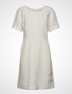 Noa Noa kjole, Dress Short Sleeve Kort Kjole Hvit NOA NOA