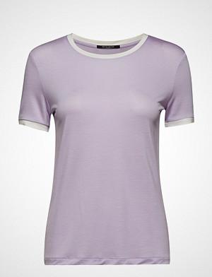 Bruuns Bazaar T-skjorte, Katka Elsa Tee T-shirts & Tops Short-sleeved Lilla BRUUNS BAZAAR