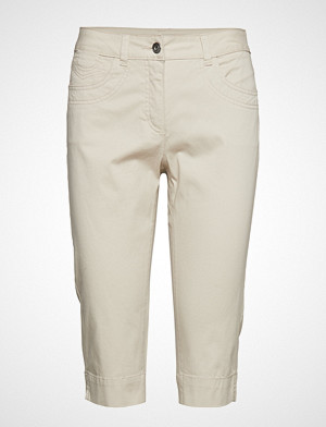 Brandtex jeans, Capri Pants Skinny Jeans Creme BRANDTEX