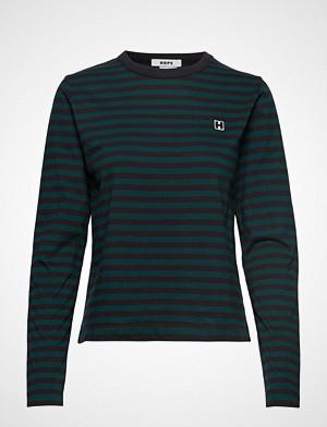 Hope T-skjorte, First Ls Tee T-shirts & Tops Long-sleeved Grønn HOPE