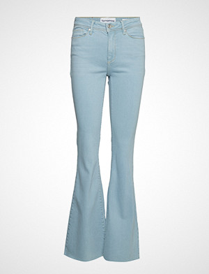 Tomorrow bukse, Albert Flare Wash Cinderella Jeans Sleng Blå TOMORROW