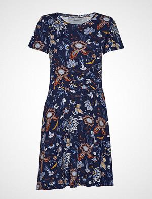Fransa kjole, Fremdotton 2 Dress Knelang Kjole Blå FRANSA