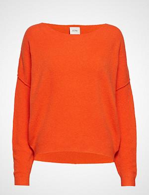 American Vintage genser, Damsville Strikket Genser Oransje AMERICAN VINTAGE