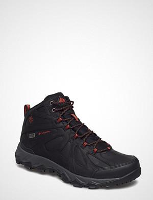Columbia boots, Peakfreak™ Xcrsn Ii Mid Leather Outdry™ Snørestøvletter Støvletter Svart COLUMBIA