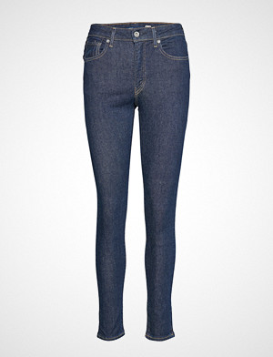 Levi's Made & Crafted jeans, Lmc 721 S Lmc Soft Selvedge Ri Skinny Jeans Blå LEVI'S MADE & CRAFTED