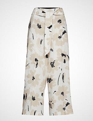 Esprit Collection bukse, Pants Woven Vide Bukser Beige ESPRIT COLLECTION