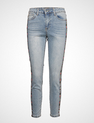 Desigual jeans, Denim Olimp Skinny Jeans Blå DESIGUAL