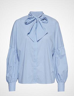 Munthe skjorte, Hotel Langermet Skjorte Blå MUNTHE