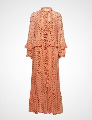 Munthe kjole, Ant Lla Maxikjole Festkjole Oransje MUNTHE