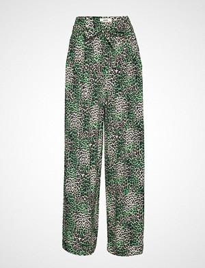 Mads Nørgaard bukse, Jungle Dream Pleasy Vide Bukser Grønn MADS NØRGAARD