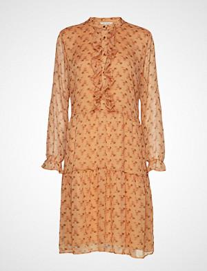 Sofie Schnoor kjole, Dress Knelang Kjole Oransje SOFIE SCHNOOR