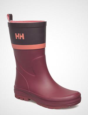 Helly Hansen boots, W Midsund 2 Graphic Snørestøvletter Støvletter Rød HELLY HANSEN