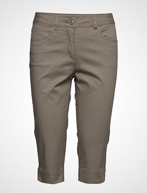 Brandtex jeans, Capri Pants Skinny Jeans Beige BRANDTEX