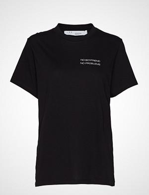 Iro T-skjorte, Balko T-shirts & Tops Short-sleeved Svart IRO