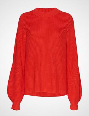 Envii genser, Envictor Ls Knit 5207 Strikket Genser Rød ENVII
