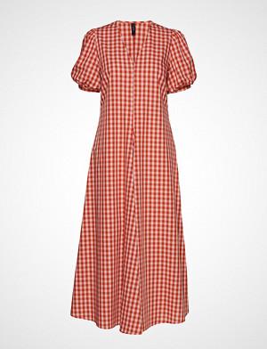Yas kjole, Yasana Ss Long Dress Maxikjole Festkjole Multi/mønstret YAS