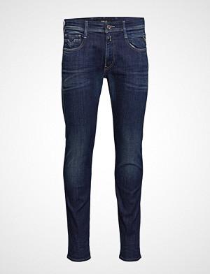 Replay collegegenser, Anbass Slim Jeans Blå REPLAY